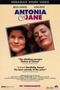 Antonia e Jane - Poster / Capa / Cartaz - Oficial 1