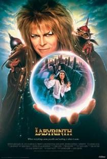 Labirinto - A Magia do Tempo - Poster / Capa / Cartaz - Oficial 2
