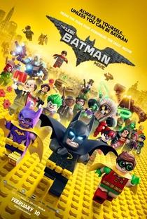 LEGO Batman: O Filme - Poster / Capa / Cartaz - Oficial 7