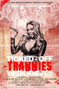 Travestis em Fúria - Poster / Capa / Cartaz - Oficial 1