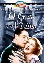 O Gato e o Violino - Poster / Capa / Cartaz - Oficial 2