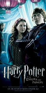 Harry Potter e o Enigma do Príncipe - Poster / Capa / Cartaz - Oficial 37