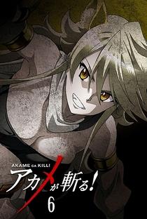 Akame ga Kill! - Poster / Capa / Cartaz - Oficial 10