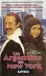 Um Argentino em Nova York  - Poster / Capa / Cartaz - Oficial 1