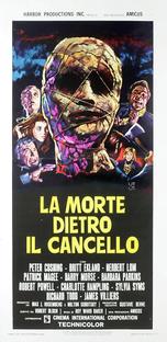 Asilo Sinistro - Poster / Capa / Cartaz - Oficial 5