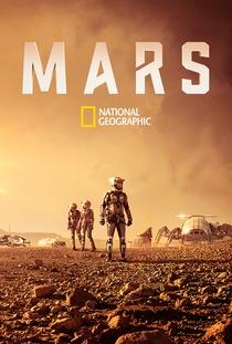 Marte (1ª Temporada) - Poster / Capa / Cartaz - Oficial 1