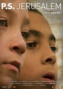 P.S. Jerusalem - Poster / Capa / Cartaz - Oficial 1