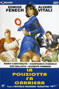 La poliziotta fa carriera - Poster / Capa / Cartaz - Oficial 1
