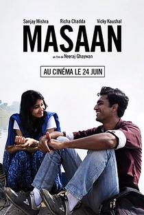 Masaan - Poster / Capa / Cartaz - Oficial 3