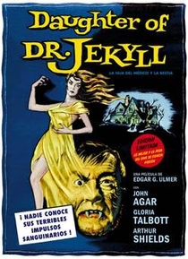 Daughter of Dr. Jekyll - Poster / Capa / Cartaz - Oficial 1