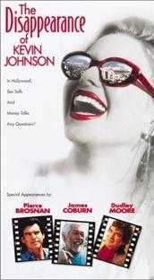 O Sumiço de Kevin Johnson - Poster / Capa / Cartaz - Oficial 1