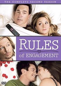 Rules Of Engagement (2ª Temporada) - Poster / Capa / Cartaz - Oficial 1