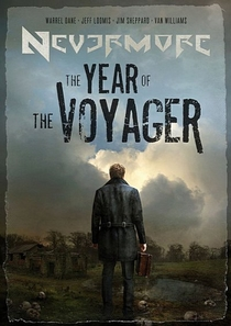 The Year of the Voyager - Poster / Capa / Cartaz - Oficial 1