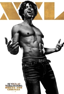 Magic Mike XXL - Poster / Capa / Cartaz - Oficial 22