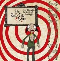 The tell-tale heart - Poster / Capa / Cartaz - Oficial 1