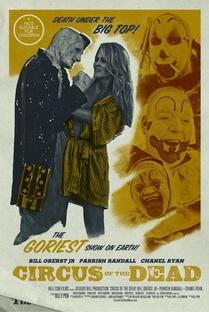 Circus of the Dead - Poster / Capa / Cartaz - Oficial 3