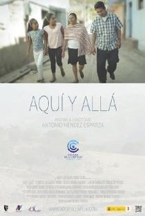Aqui e Alí - Poster / Capa / Cartaz - Oficial 1