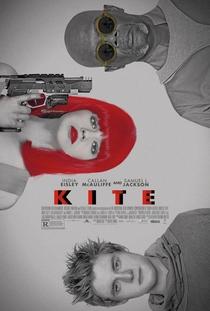 Kite: Anjo da Vingança - Poster / Capa / Cartaz - Oficial 2