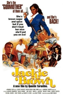 Jackie Brown - Poster / Capa / Cartaz - Oficial 2