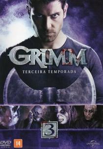 Grimm (3ª Temporada) - Poster / Capa / Cartaz - Oficial 4