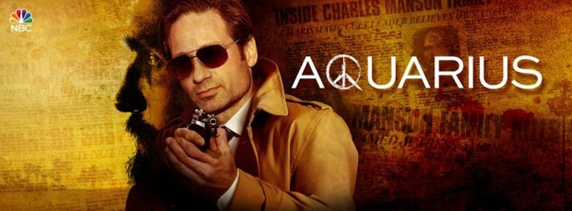 Primeira imagem de David Duchovny em 'Aquarius', nova série da NBC | Temporadas - VEJA.com