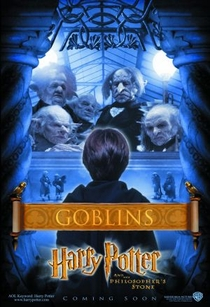 Harry Potter e a Pedra Filosofal - Poster / Capa / Cartaz - Oficial 11