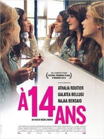 Aos 14 - Poster / Capa / Cartaz - Oficial 1