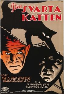O Gato Preto - Poster / Capa / Cartaz - Oficial 4