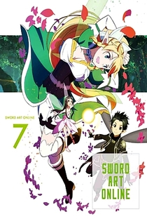 Sword Art Online (1ª Temporada) - Poster / Capa / Cartaz - Oficial 7