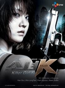 Killer K - Poster / Capa / Cartaz - Oficial 4