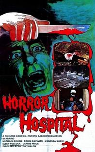 Hospital do Horror - Poster / Capa / Cartaz - Oficial 1