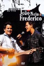 João Neto & Frederico - Acústico - Poster / Capa / Cartaz - Oficial 1