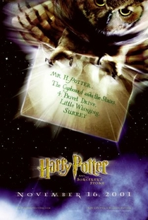 Harry Potter e a Pedra Filosofal - Poster / Capa / Cartaz - Oficial 7