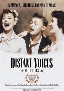 Vozes Distantes - Poster / Capa / Cartaz - Oficial 1