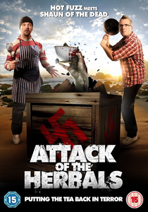 Attack of the Herbals - Poster / Capa / Cartaz - Oficial 1