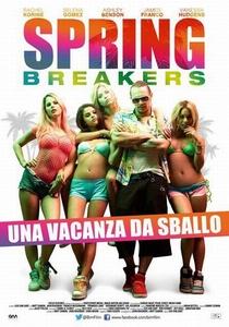 Spring Breakers: Garotas Perigosas - Poster / Capa / Cartaz - Oficial 12