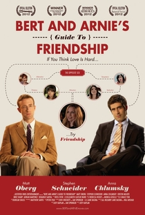 Bert and Arnie's Guide to Friendship - Poster / Capa / Cartaz - Oficial 1