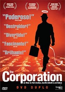 The Corporation - Poster / Capa / Cartaz - Oficial 2