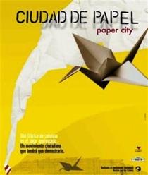 Cidade de Papel - Poster / Capa / Cartaz - Oficial 1