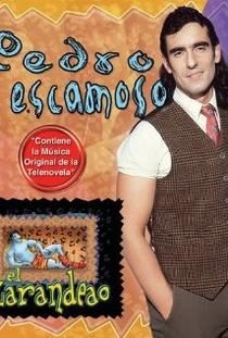 Pedro, o Escamoso - Poster / Capa / Cartaz - Oficial 1
