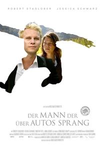 O Homem que Saltava sobre Carros - Poster / Capa / Cartaz - Oficial 1