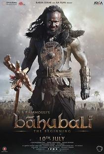 Bahubali: O Início - Poster / Capa / Cartaz - Oficial 8