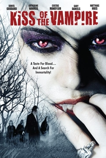 Kiss Of The Vampire - Poster / Capa / Cartaz - Oficial 1