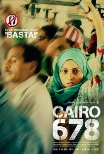 Cairo 678 - Poster / Capa / Cartaz - Oficial 1