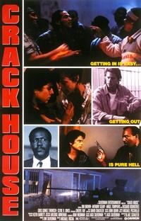 Crack House - Submundo em Chamas - Poster / Capa / Cartaz - Oficial 2