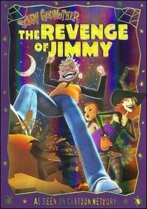 A Bruxa Madrinha: A Vingança de Jimmy - Poster / Capa / Cartaz - Oficial 2
