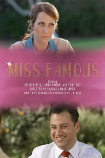 Miss Famous - Poster / Capa / Cartaz - Oficial 1