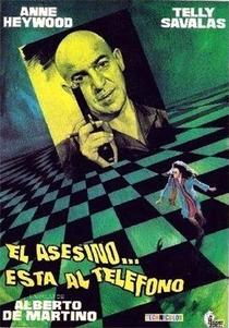 Assassino ao Telefone - Poster / Capa / Cartaz - Oficial 1