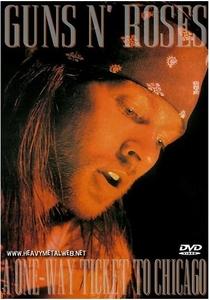 Guns N' Roses: Chicago - Poster / Capa / Cartaz - Oficial 1