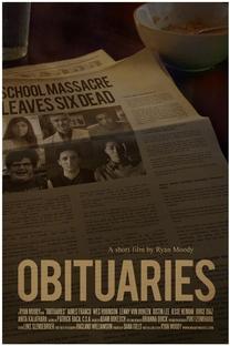 Obituaries - Poster / Capa / Cartaz - Oficial 1